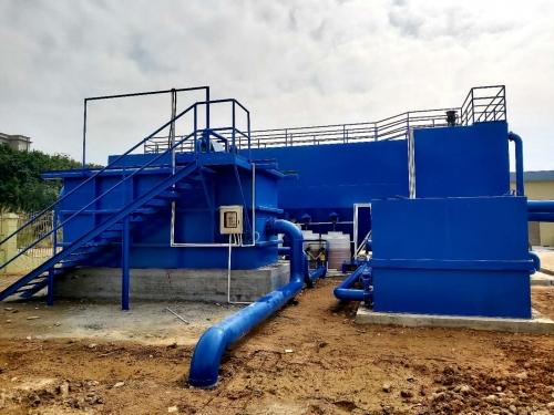 城镇污水处理厂提标改造工程