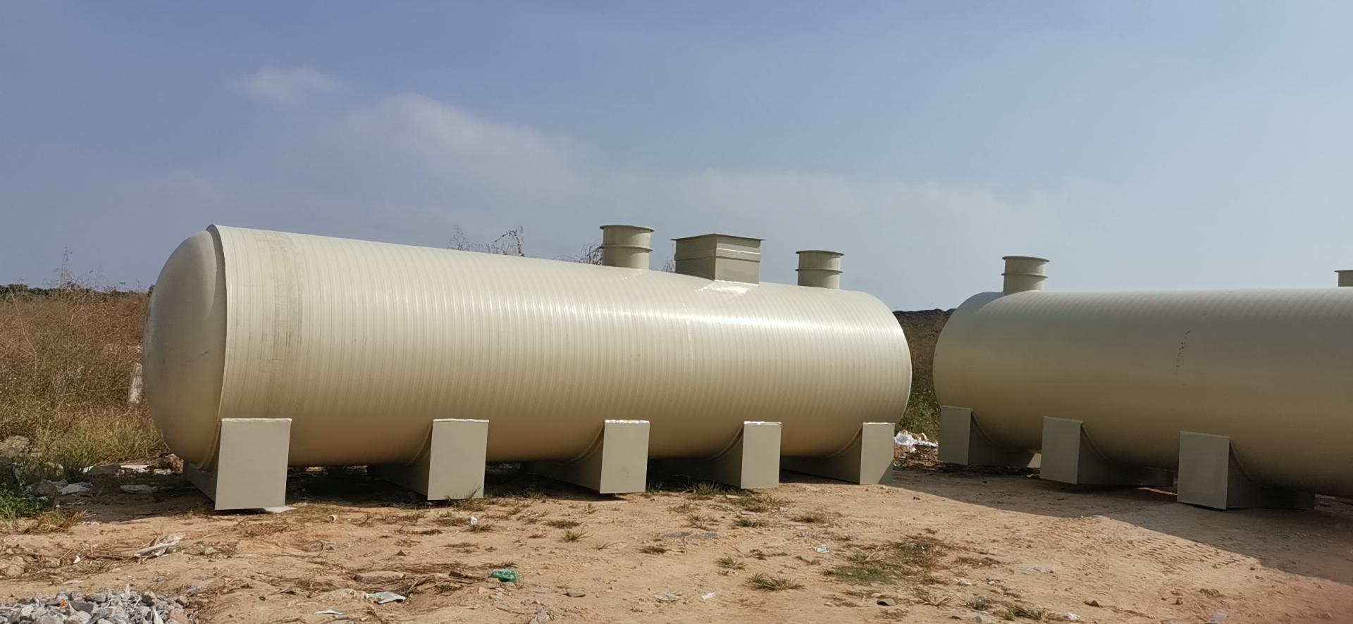 PPH新材料制造一体化污水处理设备