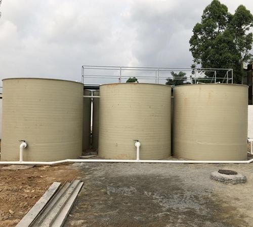 PPH废水处理罐